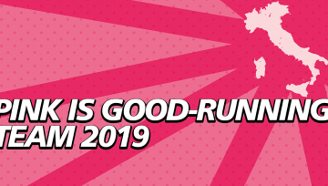 Pink Is Good Running Team 2019