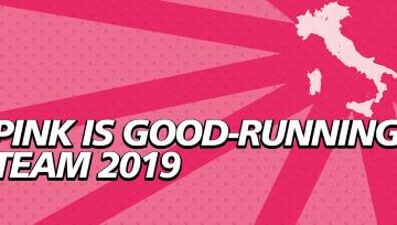 Pink Is Good Running Team 2019